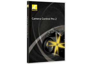 NIKON Camera Control Pro 2 Software, Schwarz