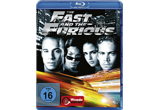 The Fast And The Furious - (Blu-ray)