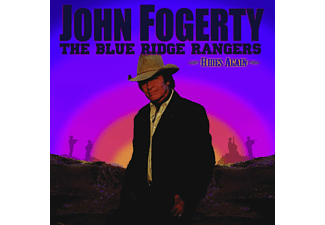 John Fogerty - THE BLUE RIDGE RANGERS-RIDES AGAIN - (CD)