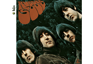 The Beatles - Rubber Soul CD
