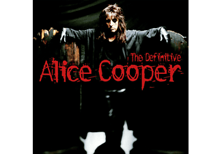 Alice Cooper - The Definitive Alice Cooper CD