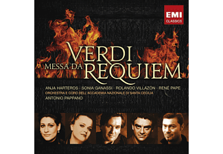 Villazon/Pappano/Various - Requiem - (CD)