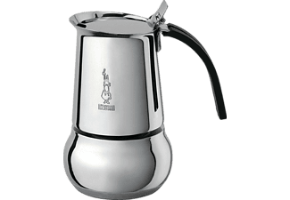 BIALETTI KITTY 4TZ Moka Express Induction - Cafetières italiennes (Argent)