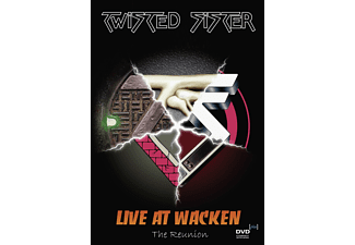Twisted Sister - LIVE AT WACKEN - THE REUNION - (DVD Plus)