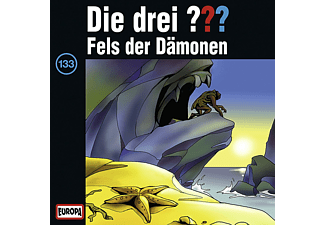 SONY MUSIC ENTERTAINMENT (GER) Die drei ??? 133: Fels der Dämonen