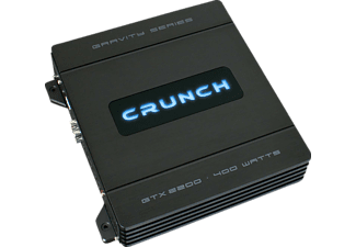 CRUNCH AMP GRAVITY GTX-2200 2X200 WATT