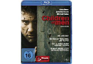 Children of Men Science Fiction Blu-ray