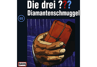 SONY MUSIC ENTERTAINMENT (GER) Die drei ??? 65: Diamantenschmuggel