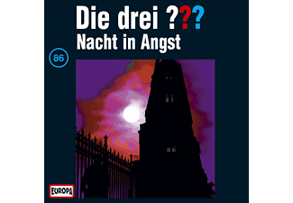 SONY MUSIC ENTERTAINMENT (GER) Die drei ??? 86: Nacht in Angst , ,
