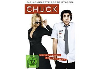 Chuck - Staffel 1 (Box Set) [DVD]