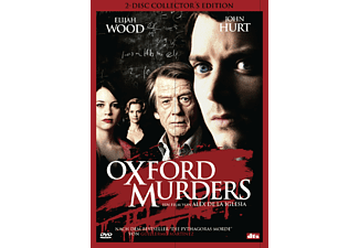 OXFORD MURDERS (COLLECTORS EDITION) - (DVD)