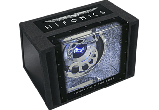 HI FONICS Brutus BXI 12 BP Single-Bandpass-System 30cm Woofer