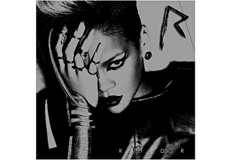 Rihanna Rated R Pop CD