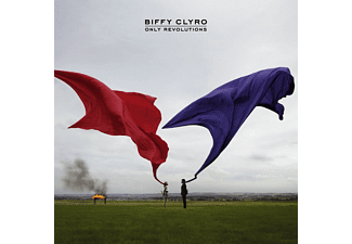 Biffy Clyro - Only Revolutions - (CD)