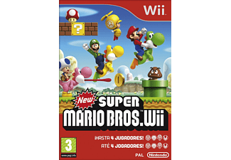 Wii New Super Mario Bros - Selects