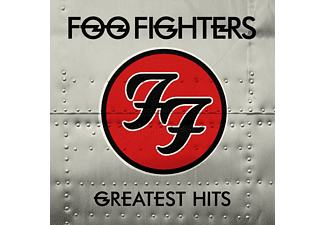 Foo Fighters Greatest Hits Rock CD