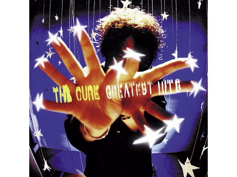 The Cure - GREATEST HITS [CD]