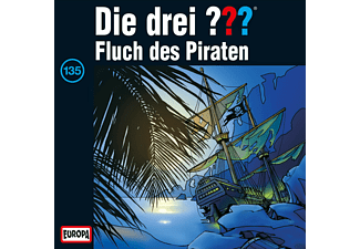 SONY MUSIC ENTERTAINMENT (GER) Die drei ??? 135: Der Fluch des Piraten