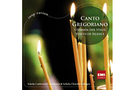 STEINSCHULTE & SCHOLA CANT.COLO - Canto Gregoriano- Stimen Der Stille/Voices Of Silence [CD]