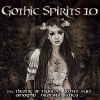 VARIOUS - Gothic Spirits 10 [CD]