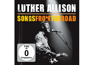 Luther Allison - Songs From The Road - (DVD)