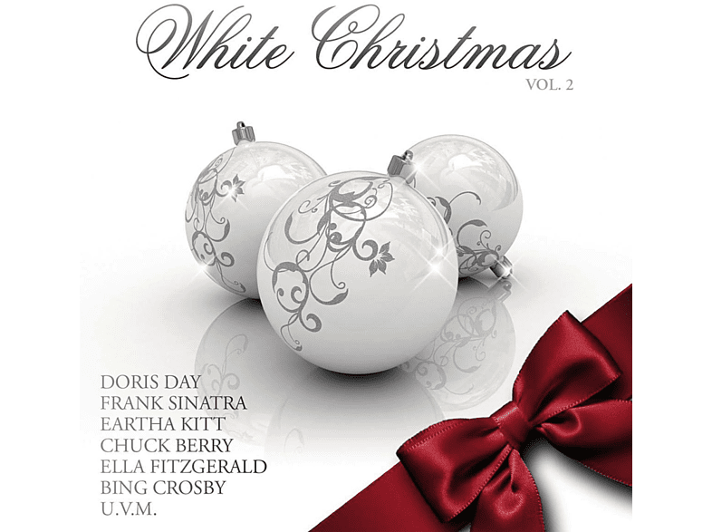 VARIOUS - White Christmas Vol.2 [CD]