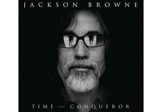 Jackson Browne - Time The Conqueror - (CD)