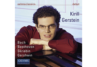 Kirill Gerstein - Kirill Gerstein - (CD)