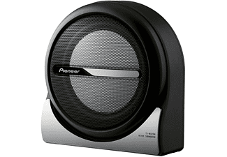 PIONEER TS-WX 210 A, Subwoofer, Schwarz
