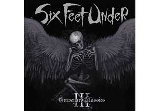 Six Feet Under - GRAVEYARD CLASSICS 3 - (CD)