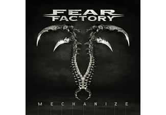 Fear Factory - Mechanize - (CD)