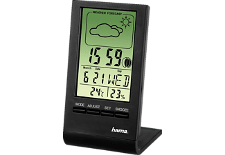 "HAMA ""TH-100"" LCD Thermometer/Hygrometer - (00075297)"