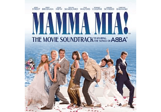 Various MAMMA MIA! Soundtrack CD