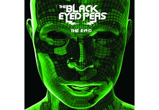 Black Eyed Peas, The E.N.D. Pop CD
