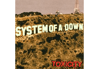 System Of A Down TOXICITY Heavy Metal CD