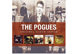 The Pogues - Original Album Series - (CD)