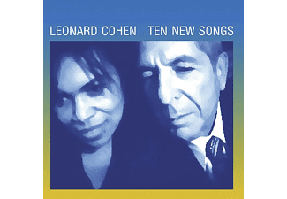 Leonard Cohen - TEN NEW SONGS - (CD)