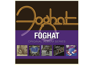Foghat - Original Album Series - (CD)