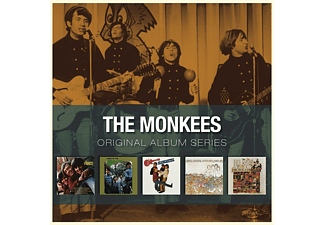 The Monkees - Original Album Series - (CD)