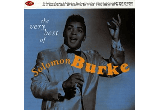 Solomon Burke - Chess Collection - (CD)