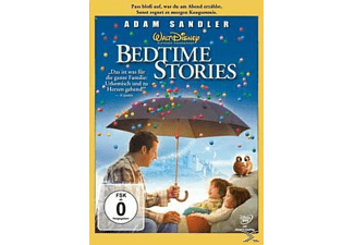 Bedtime Stories Komödie DVD