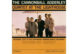 Julian Cannonball Adderley, Cannonball Adderley - AT THE LIGHTHOUSE - (CD)