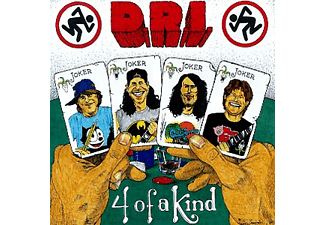 D.R.I - FOUR OF A KIND - (CD)