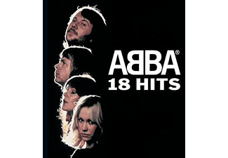 Abba 18 HITS Pop CD