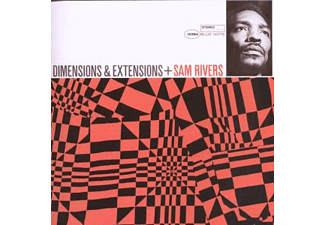 Sam Rivers - DIMENSIONS AND EXTENSION (RVG SERIE) - (CD)