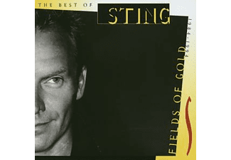 Sting FIELDS OF GOLD - BEST OF 1984-94 Pop CD