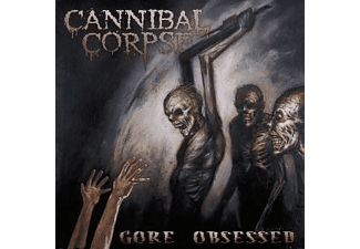 Cannibal Corpse - GORE OBSESSED - (CD)