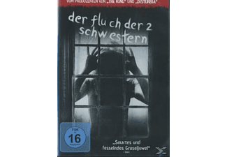 Der Fluch der 2 Schwestern Horror DVD