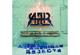 All, The All-american Rejects - When The World Comes Down - (CD)