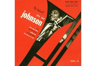 J.J. Johnson - THE EMINENT JAY JAY JOHNSON 2 (+ 3 BONUS TRACKS) - (CD)